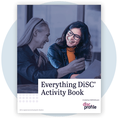 Everything DiSC Activity Book cover