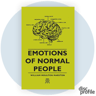 Emotions of Normal People, by Marston: book cover