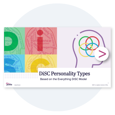 DiSC Personality slideshow