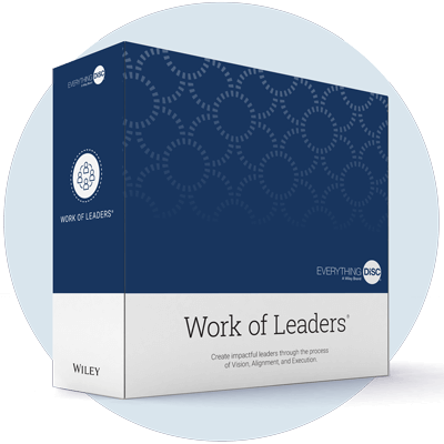 Work of Leaders Facilitation Kit box